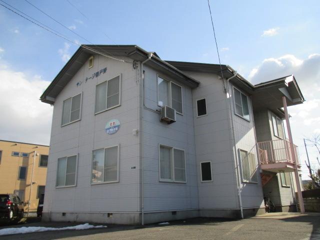 アパート 秋田県 秋田市 保戸野八丁1-12 サンステージ保戸野 3DK