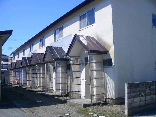 アパート 秋田県 湯沢市 西新町 湯城コーポNO1 2DK