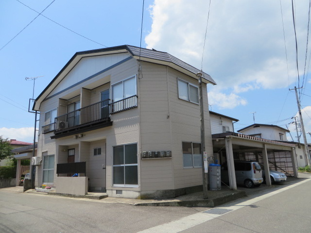 アパート 秋田県 湯沢市 清水町二丁目 椿荘 2LDK