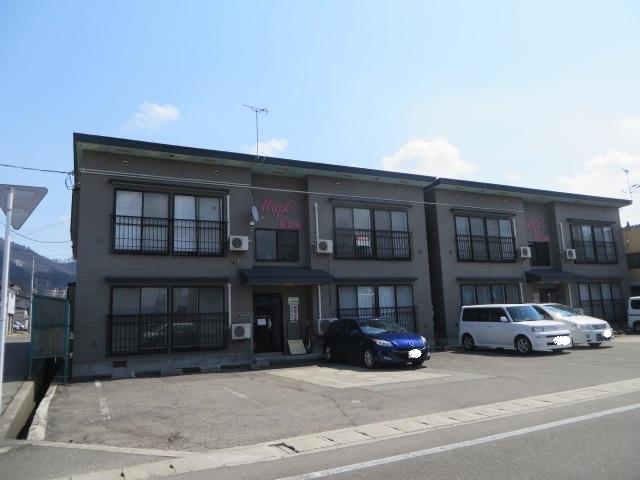 アパート 秋田県 湯沢市 西愛宕町 メイプル拾番館 2LDK