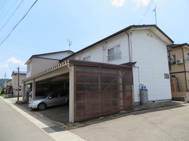 アパート 秋田県 湯沢市 清水町二丁目 椿荘 3K