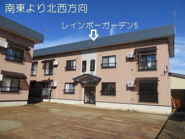 アパート 秋田県 湯沢市 山田字中屋敷 レインボーガーデン5- 2LDK