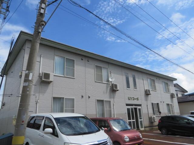 アパート 秋田県 湯沢市 西新町 KYコーポ 1K