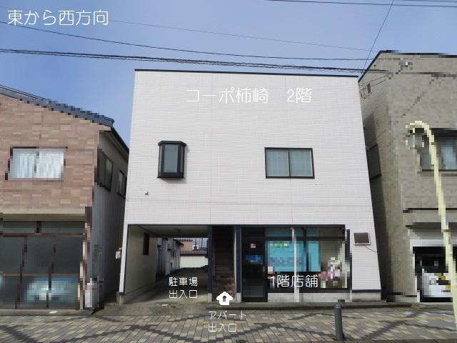 アパート 秋田県 湯沢市 前森二丁目 コーポ柿崎 2DK