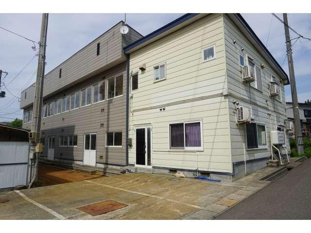 アパート 秋田県 湯沢市 愛宕町5丁目 ホーマットMKⅡ 1K