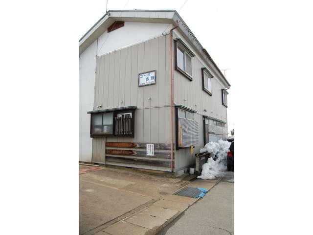 アパート 秋田県 湯沢市 清水町2丁目 コーポ今野 3K