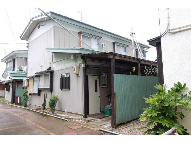 アパート 秋田県 湯沢市 清水町2丁目 コーポ今野 2K