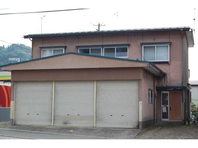 アパート 秋田県 湯沢市 大工町 大工町アパート 2DK