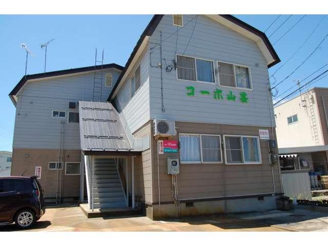 アパート 秋田県 湯沢市 関口字上寺沢 コーポ山甚 1DK