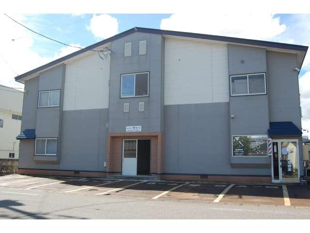 アパート 秋田県 湯沢市 清水町1丁目 シャインハイツサトー 1K