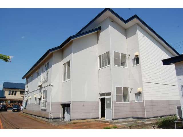 アパート 秋田県 湯沢市 清水町2丁目 平元ハイツ 1K