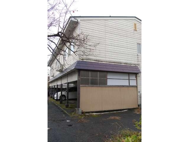 アパート 秋田県 湯沢市 前森1丁目 岩川アパート 1DK