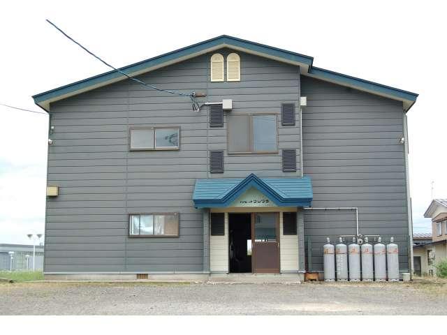 アパート 秋田県 湯沢市 倉内字柿在家 ハイビックフジワラ 1K