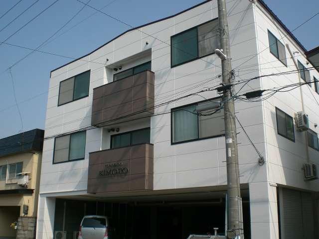 アパート 秋田県 能代市 景林町 マンション・KIMOTO 1DK