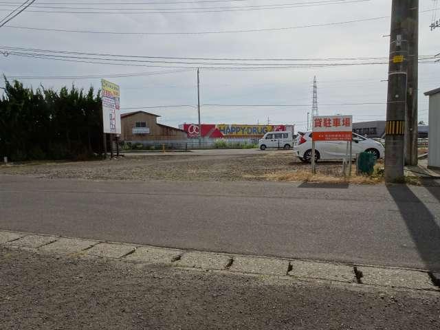 駐車場 秋田県 能代市 大瀬儘下 大瀬儘下駐車場