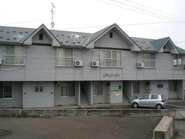 アパート 秋田県 能代市 寿域長根 シティコーポ95