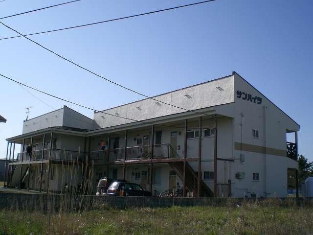 アパート 秋田県 能代市 下瀬 サンハイツ 2DK