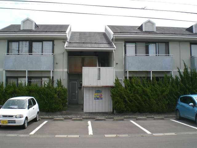 アパート 秋田県 能代市 後谷地 ラメージュB棟 2LDK