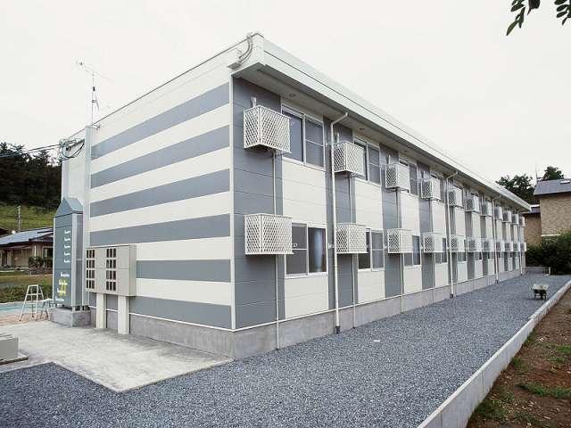 アパート 秋田県 由利本荘市 石脇字山ノ神11-1231 レオパレスマリーナ 1K