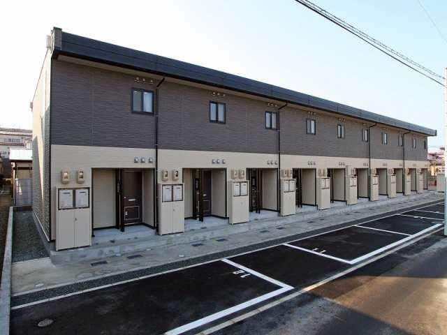 アパート 秋田県 由利本荘市 砂子下68-1 レオパレスライラック 1K