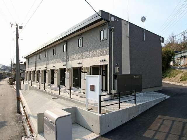 アパート 秋田県 由利本荘市 新組町10-2 レオパレスアウル 1K
