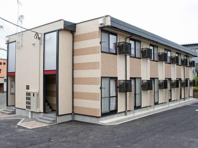 アパート 秋田県 由利本荘市 中梵天2 レオパレスパインロード 1K