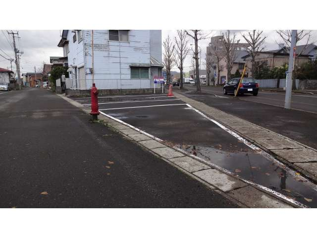 駐車場 秋田県 由利本荘市 八幡下113-5 八幡下パーキング