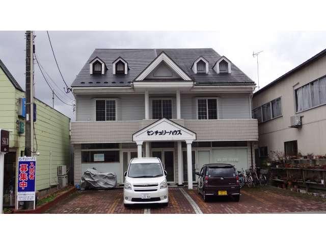 アパート 秋田県 由利本荘市 美倉町22-1 センチュリーハウス 1K