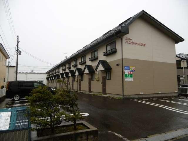 アパート 秋田県 能代市 新山前49 ニューバンジャハウス 2LDK
