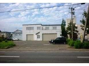 店舗事務所(建物一部) 青森市金沢4丁目 倉庫付売事務所