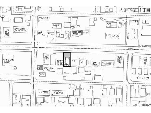 その他 青森県 弘前市 早稲田二丁目8-6内 早稲田店舗 A棟 2