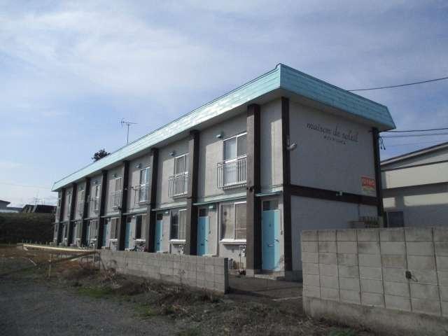 アパート 青森県 弘前市 茂森町154、156-2 メゾンドソレイユ 3K