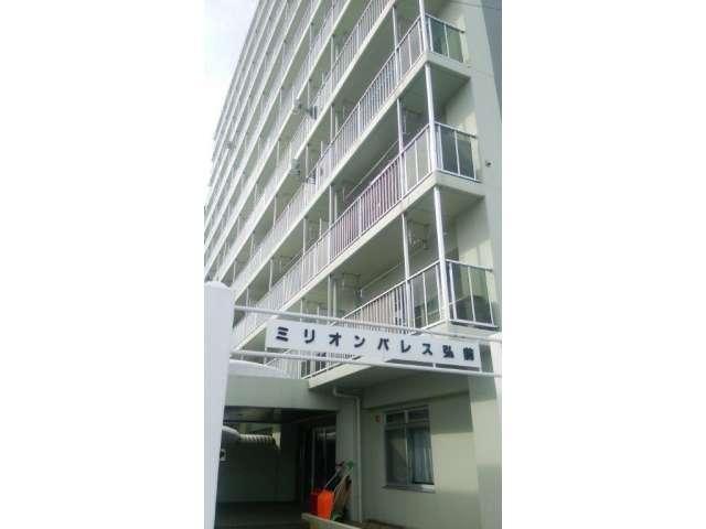 不動産詳細-マンション(分譲) 弘前市城東中央3丁目 ミリオンパレス