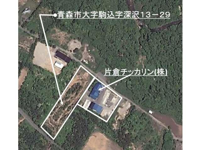 売地 青森県 青森市 駒込(その他)