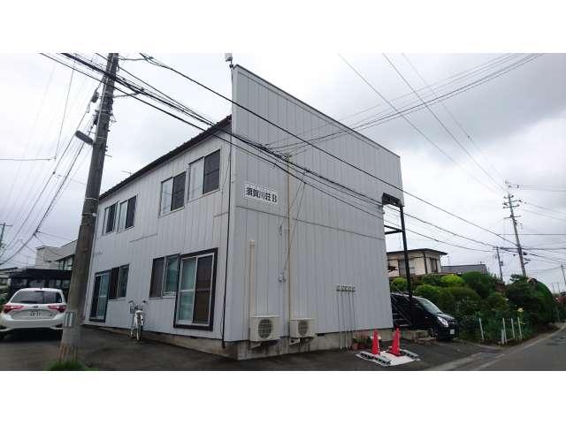 アパート 岩手県 滝沢市 鵜飼大緩54-4 2K