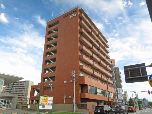 マンション(分譲) 秋田県 秋田市 中通3丁目18-13 スカイパーク102 1R