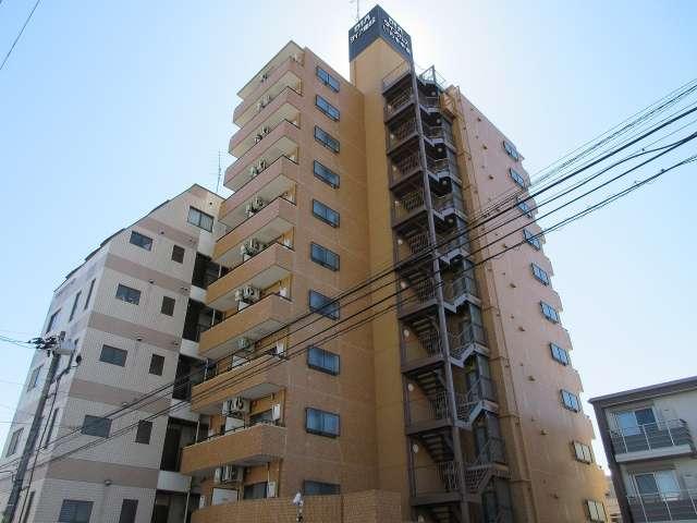 マンション(分譲) 福島県 いわき市 平字字南町 ダイアパレス 1K