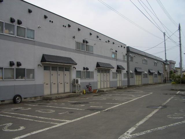 アパート 青森市桜川8丁目21ー6 コーポなりたA棟 1DK