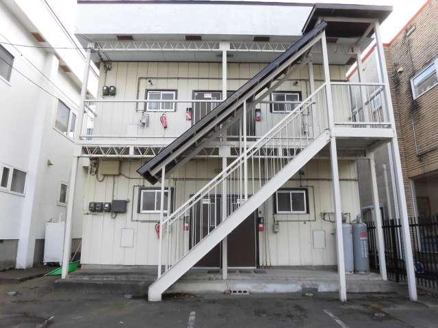 アパート 青森市緑三丁目7ー7 咲生ハイツ 1K