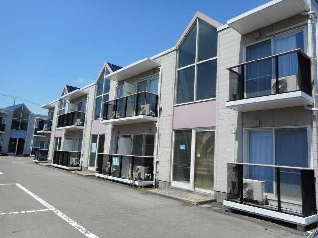 アパート 青森市横内亀井209ー1 サクセス青森B棟 1DK
