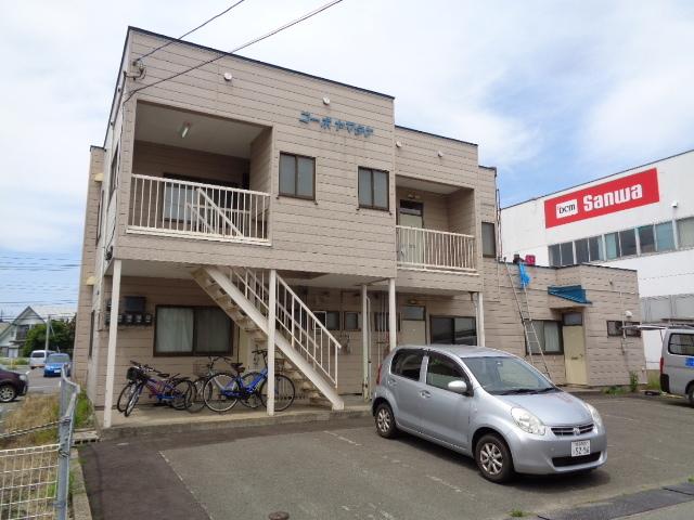 不動産情報|アパート 青森市けやき1丁目1ー26 コーポヤマタケ