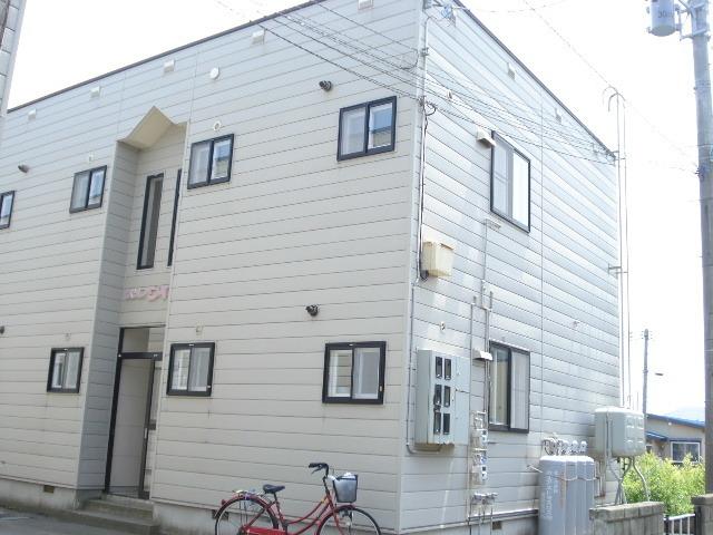 不動産情報|アパート 青森市羽白沢田503ー3 メゾンウィングB棟