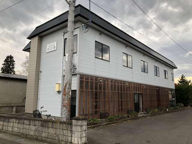 アパート 青森市野尻字野田20ー1 ニューハイツみうらB棟 1K