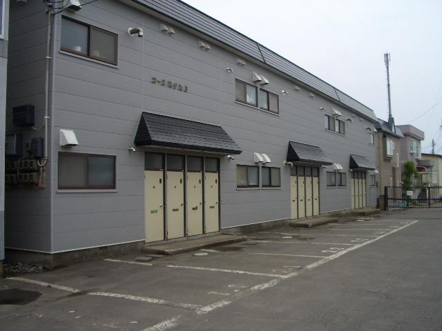 アパート 青森市桜川8丁目21ー6 コーポなりたB棟 1DK