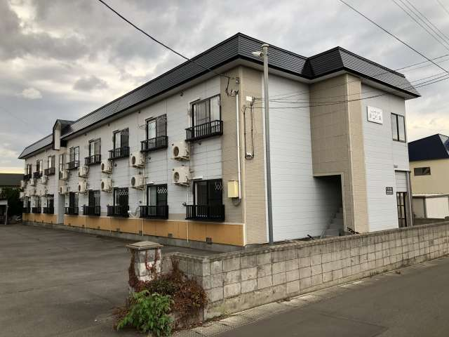 アパート 青森市野尻字野田20ー1 ニューハイツみうらA棟 1K