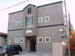 不動産情報|アパート 青森市東造道2丁目11ー4 メゾンドイースト