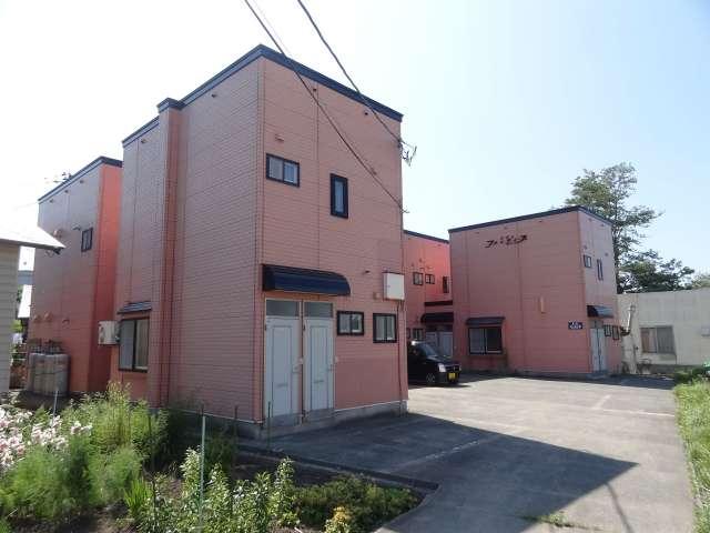 アパート 青森市大字横内字亀井244-3 メゾンフォンテーヌ 1R