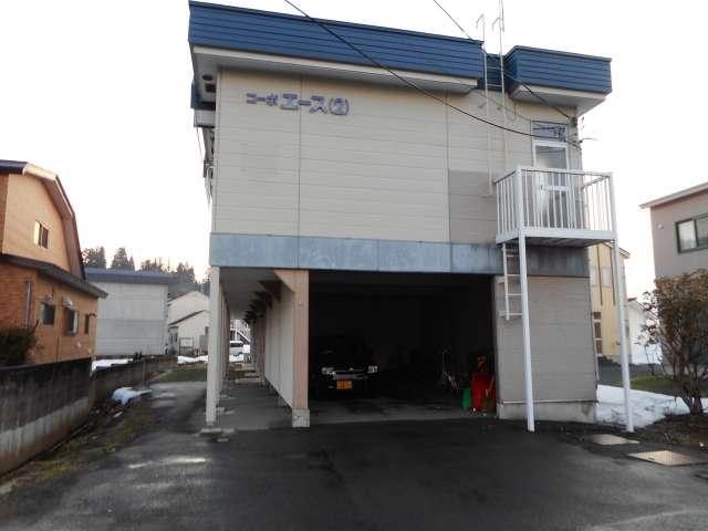 不動産情報|アパート 青森市横内亀井268ー4 コーポエースⅡ