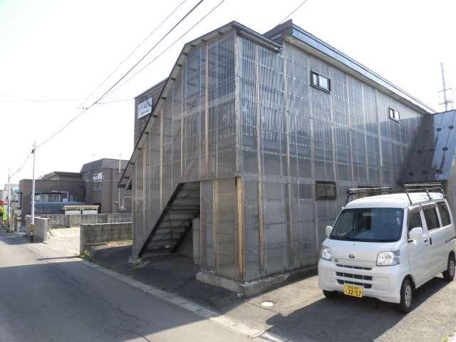 アパート 青森市石江字江渡30ー3 カーサ石江 2K