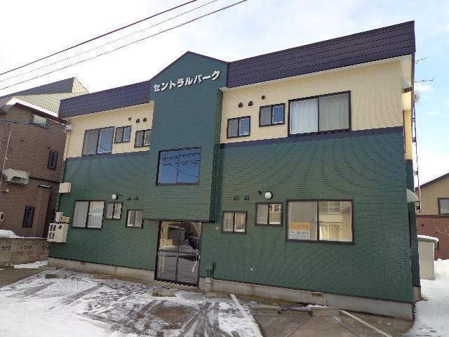 アパート 青森県 青森市 大野字若宮 セントラルパーク 2DK